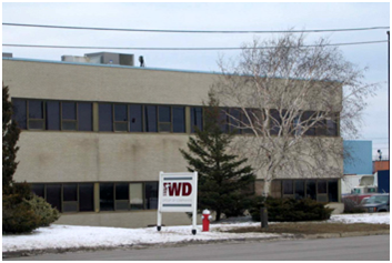 135,902 SF INDUSTRIAL BUILDING, Missisauga, ON