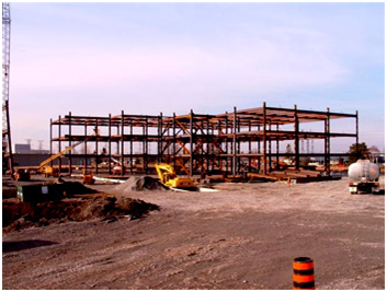 174,488 SF OFFICE BUILDING CONSTRUCTION, Pickering, ON