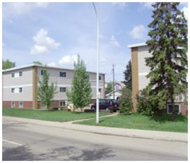 24 UNIT APARTMENT COMPLEX, Edmonton, AB