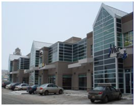 32 UNIT RETAIL/OFFICE COMPLEX, Edmonton, AB