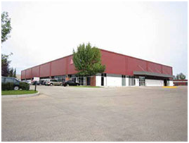 343,803 SQ. FT. INDUSTRIAL PORTFOLIO, Edmonton, AB