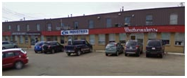 35,820 SF INDUSTRIAL WAREHOUSE, Edmonton, AB