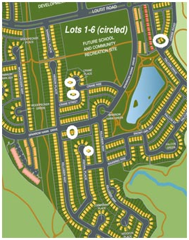 6 LOT RESIDENTIAL SUBDIVISION, Ft. McMurray, AB