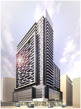CHMC INSURED 463 RENTAL APARTMENTS, Toronto, ON